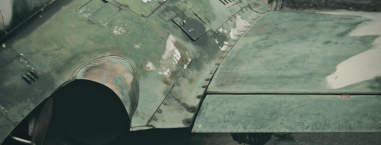 A-6 Intruder detail